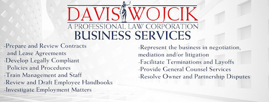 Davis & Wojcik - Business Services